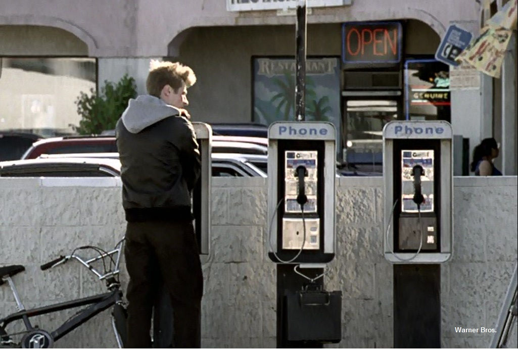 alone at a payphone Think about the year 1999 there was no twitter, no facebook, no smartphones, let alone touchscreens at the time with payphone contracts expiring soon, the city wants to reinvent the underutilized sidewalk machinery as a tool for wi-fi connectivity.