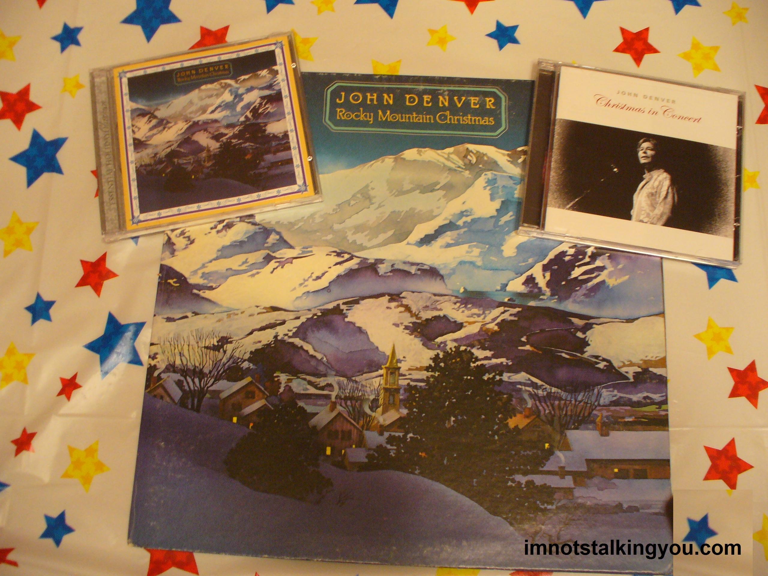 JOHN DENVER-rocky mountain xmas | I\'m not stalking you.