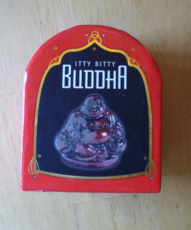 Itty Bitty Buddha Kit, by Running Press