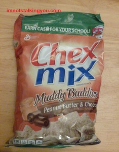 Muddy Buddies by Chex Mix