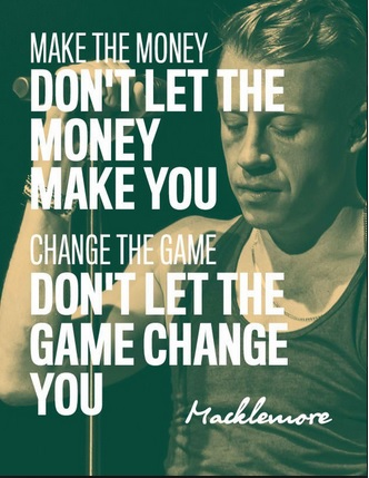 MACKLEMORE-Make The Money
