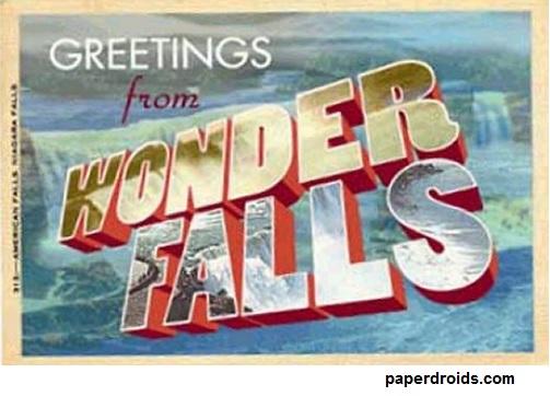 WONDERFALLS-title card