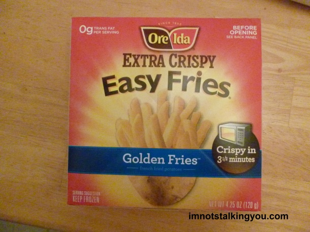 Ore-Ida Extra Crispy Easy Fries