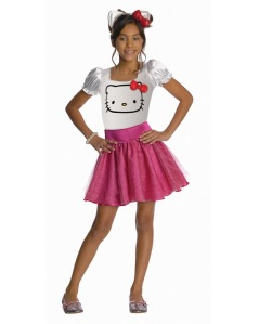 Commercial Hello Kitty Costume Photo: SpiritHalloween.com