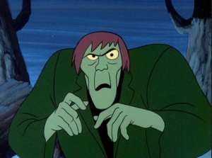 The Creeper from Scooby-Doo