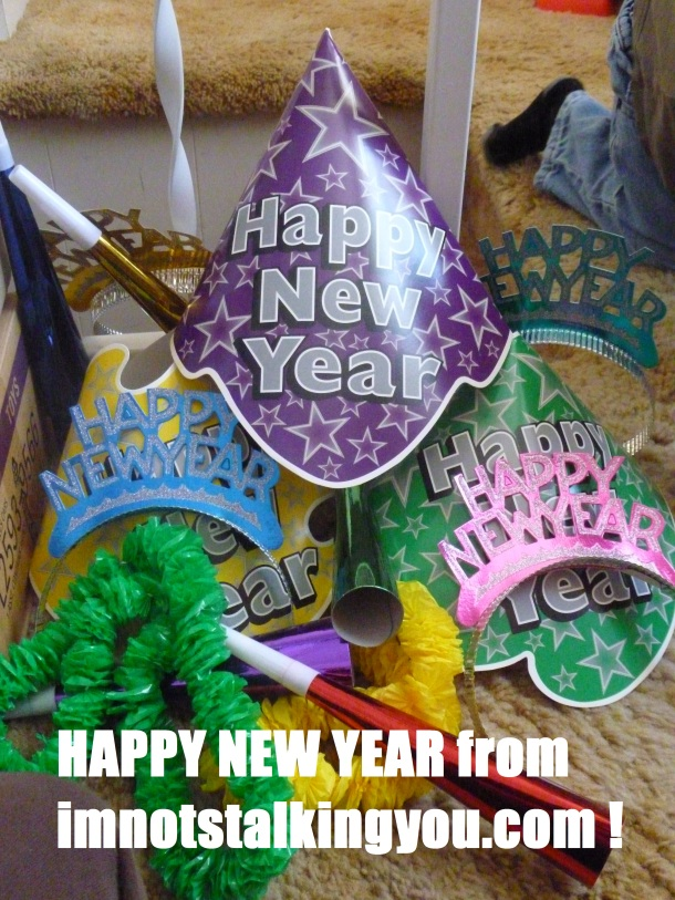 NEW YEAR-hats