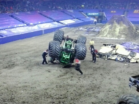 Grave Digger!