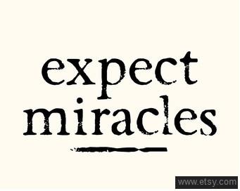 MIRACLES-miracle