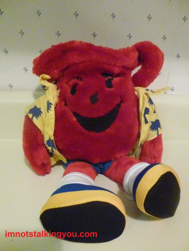 Kool-Aid Man plush!