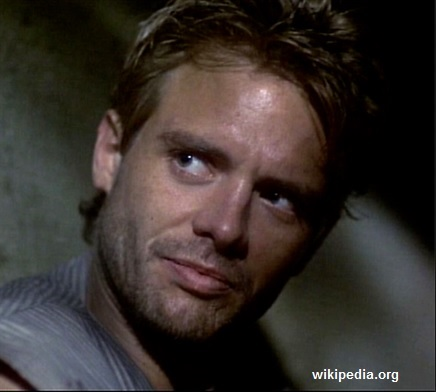 Reese (Michael Biehn) in The Terminator