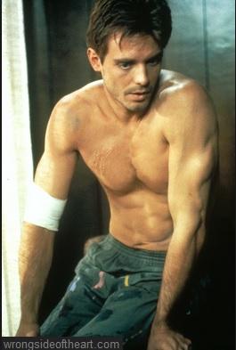 Kyle Reese (Michael Biehn) in Terminator