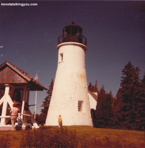 Old Presque Isle Lighthouse, Presque Isle, Michigan