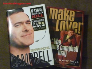 Books by Bruce Campbell