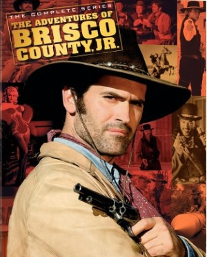 The Adventures of Brisco County, Jr. DVD