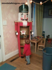 Giant Nutcracker
