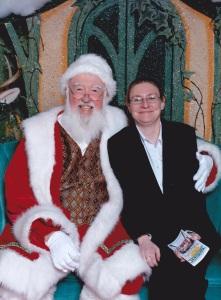 Santa is my BFF