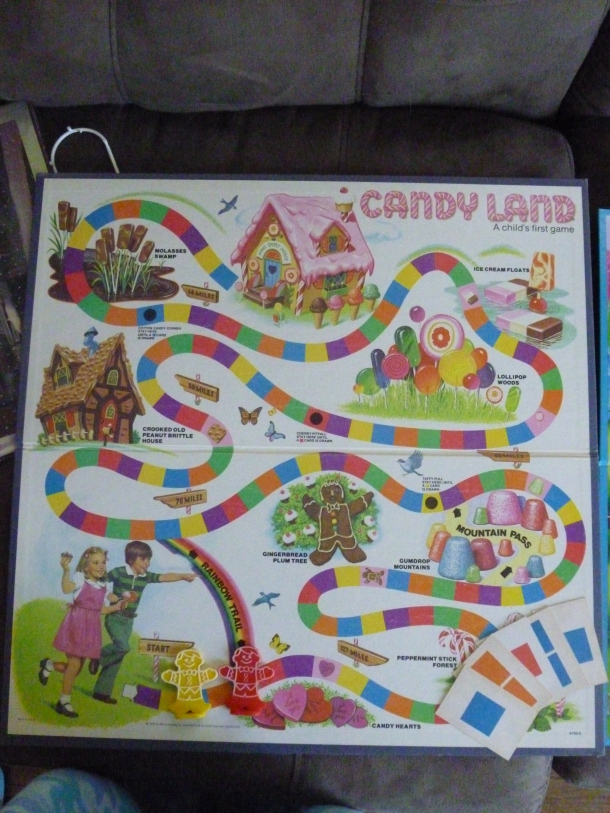 Classic Candy Land of my youth