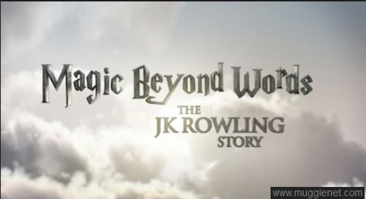 "Lifetime's ""Magic Beyond Words: The J.K. Rowling Story"""