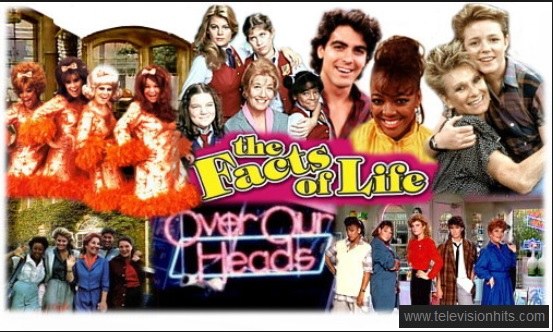 The Facts of Life aired on NBC from 1979-1988