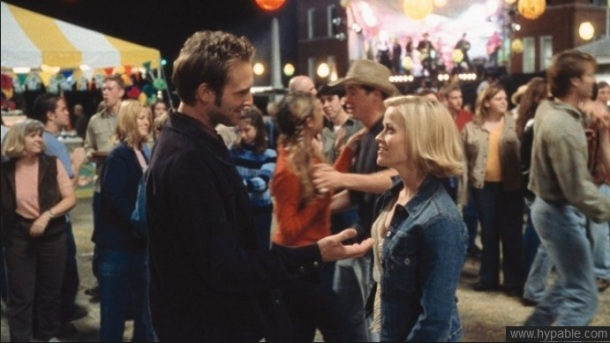 Josh Lucas & Reese Witherspoon in Sweet Home Alabama (2002)
