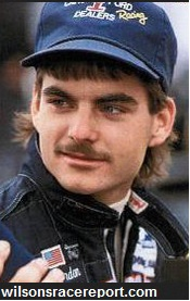 Young Jeff Gordon