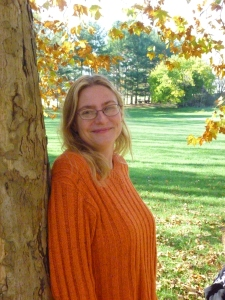 Author Jennifer Friess