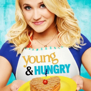 Emily Osment stars in Young & Hungry on ABC Family