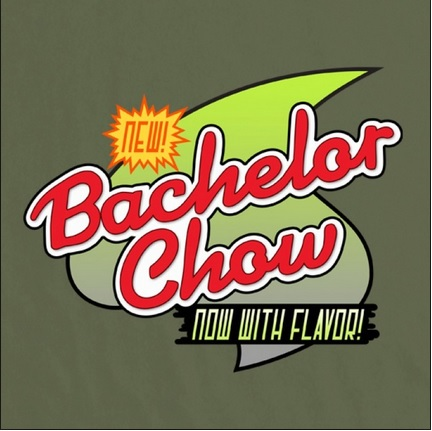 "Somehow ""bachelor's degree"" made me think of Bachelor Chow from Futurama."