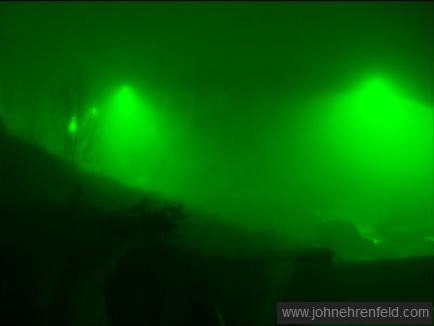 MEMORY-green fog