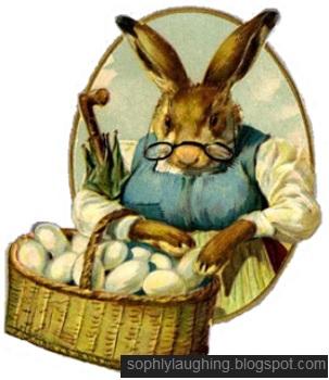 Woah..not evil Nana Bunny.