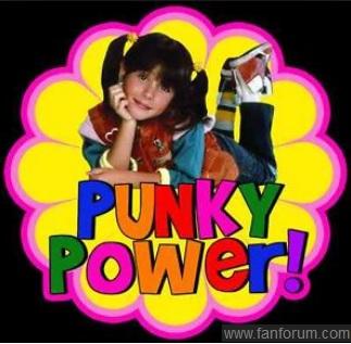 PUNKY POWER-Punky