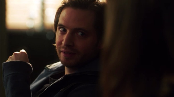 Aaron Stanford as Birkhoff on The CW's Nikita