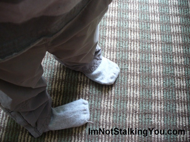 M's Dopey Sock Syndrome