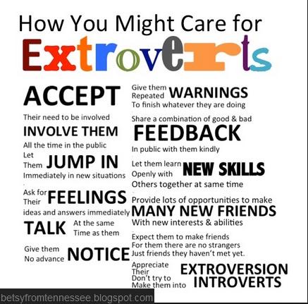 EXTROVERT-extrovert care
