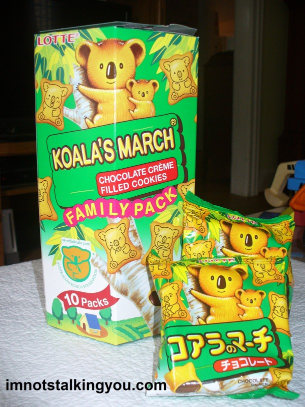 Koala's March, formerly Koala Yummies