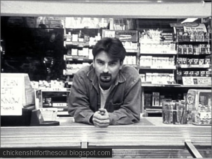 My name is actually in the credits of Clerks 2-true story. (Thanks MySpace!)