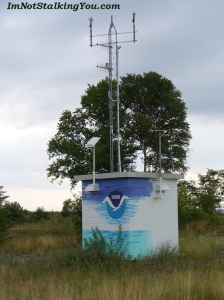 Located at Point Iroquois Lighthouse, Lake Superior